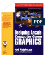 Designing Arcade Computer Game Graphics by Ari Feldman