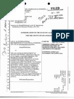 IBEW Verified Complaint 5-1-13