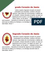 ORACIÓN AL SAGRADO CORAZÓN DE JESÚS 2