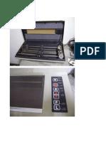 Impressora Rima Xt-180