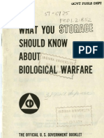 Biological Warfare Guide (1951)