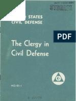 Civil Defense Clergy (1951)