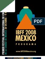 Ibff Programa 2008