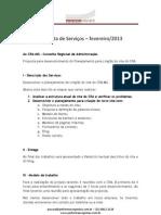 Performance Gestao Empresarial - PROPOSTA ORÇAMENTO CRA