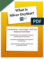 Sox exclusive Silver DryStat
