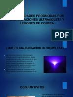 Enf. Radiaciones Ultravioleta