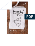 Disciples Who Make Disciples - Alex Absalom and Greg Nettle