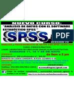 Curso-spss-1 Afiche 11 Mayo