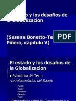 Bonetto El Estado y Los Desafios de La Globalizacion