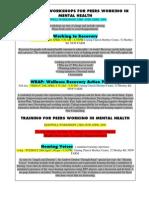 KeepWell WorkShops