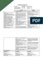 Plan Anual de Trabajo 2012 Matematicas 2