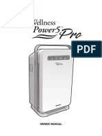 Air Wellness Power5 Pro (EN/FR)