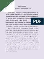 French 202U Dissertation