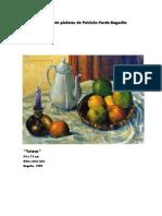 Selección de pinturas de Patricia Pardo Angarita