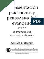Manual Completo Para La Evangelizacion Pertinente y Persuasiva 2010