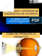 5.Evaluacion y Criterios Diagnosticos de Catarata
