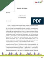 Cesar Vidal - Traducción de La Historia de Egipto de Manetón