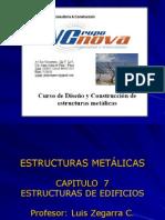 Cap. 7 - Estructuras de Edificios