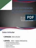 03 Diagnóstico diferencial de las Poliartritis y Monoartritis