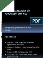 Revascularizacao Miocardio CEC