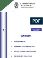 Presentacion Ac&A