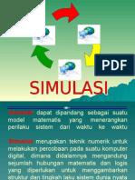 Simulasi