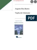 Vigilia Del Almirante - Augusto Roa Bastos - Portalguarani