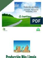 Primer Taller Ecoprofit
