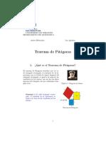 Guia Pitagoras + Prueba Formativa