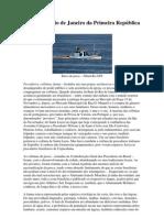 A pesca no Rio de Janeiro da Primeira República - Adolfo Morales de los Rios Filho