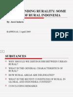 Understanding Rural Indonesia