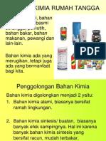 Bahan Kimia Rumah Tangga