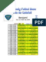 Benjamí_V Vila de Calafell