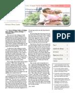 Calvary Chapel Newsletter May-June 2013
