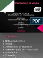 Engranes Octavio Mosqueda