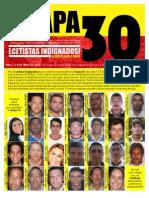 Eleições Correios Ceará - Chapa 30