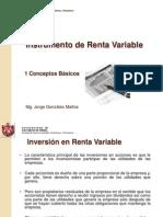 Sesion10 Instrumento de Renta Variable Primera Parte