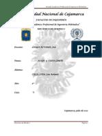 Flujo Laminar - Informe II