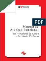 Manual de Atuacao Funcional PROMOTOR SP