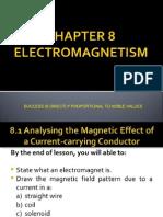PPT ELECTROMAGNETISM