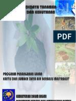 Pedoman Budidaya Tanaman Perkebunan Dan Kehutanan