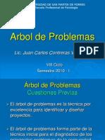 MODEAP - Arbol de Problemas - 2010