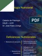 Trastornos de La Nutricion
