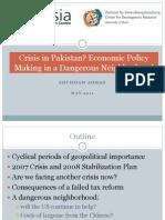 061411 Crisis Pakistan Ahmad ACUS