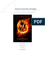 Hunger Games Promotion Strategy