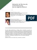 Ergonomia Informatica Para Discapacitados