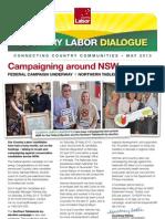 Country Labor Dialogue - May 2013
