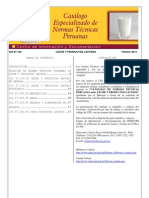 Catalogo Indecopi