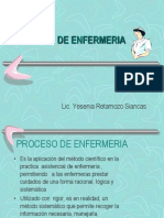 Procesodeenfermeria Yrs