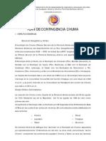 D4096 Plan Contingencia Chuma